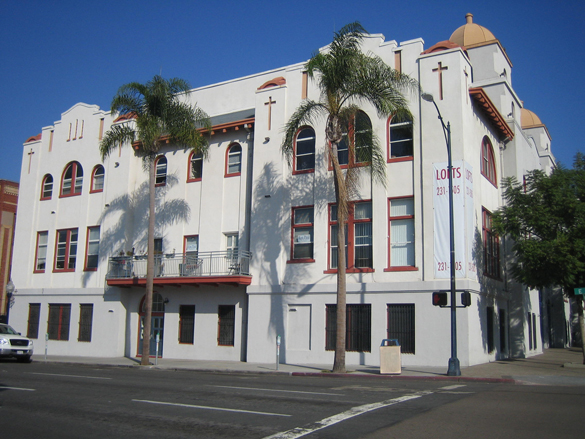 Church lofts downtown san diego rentals trilogy real - Loft industriel san diego californie ...
