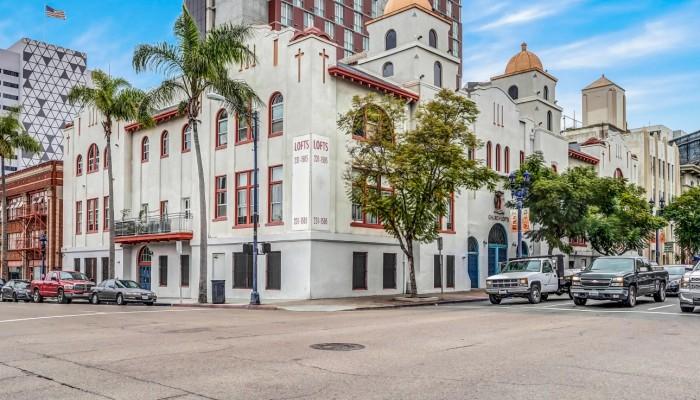 Church Lofts - Downtown San Diego Rentals — Trilogy Real