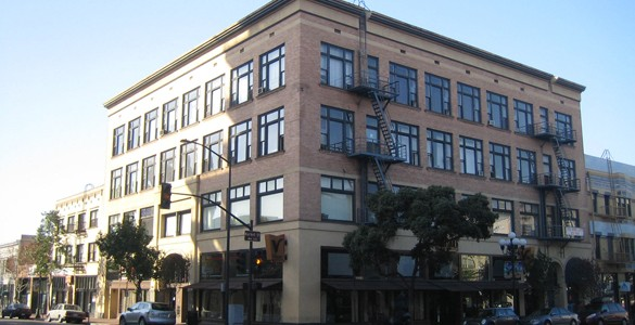 Steele Lofts - Exterior
