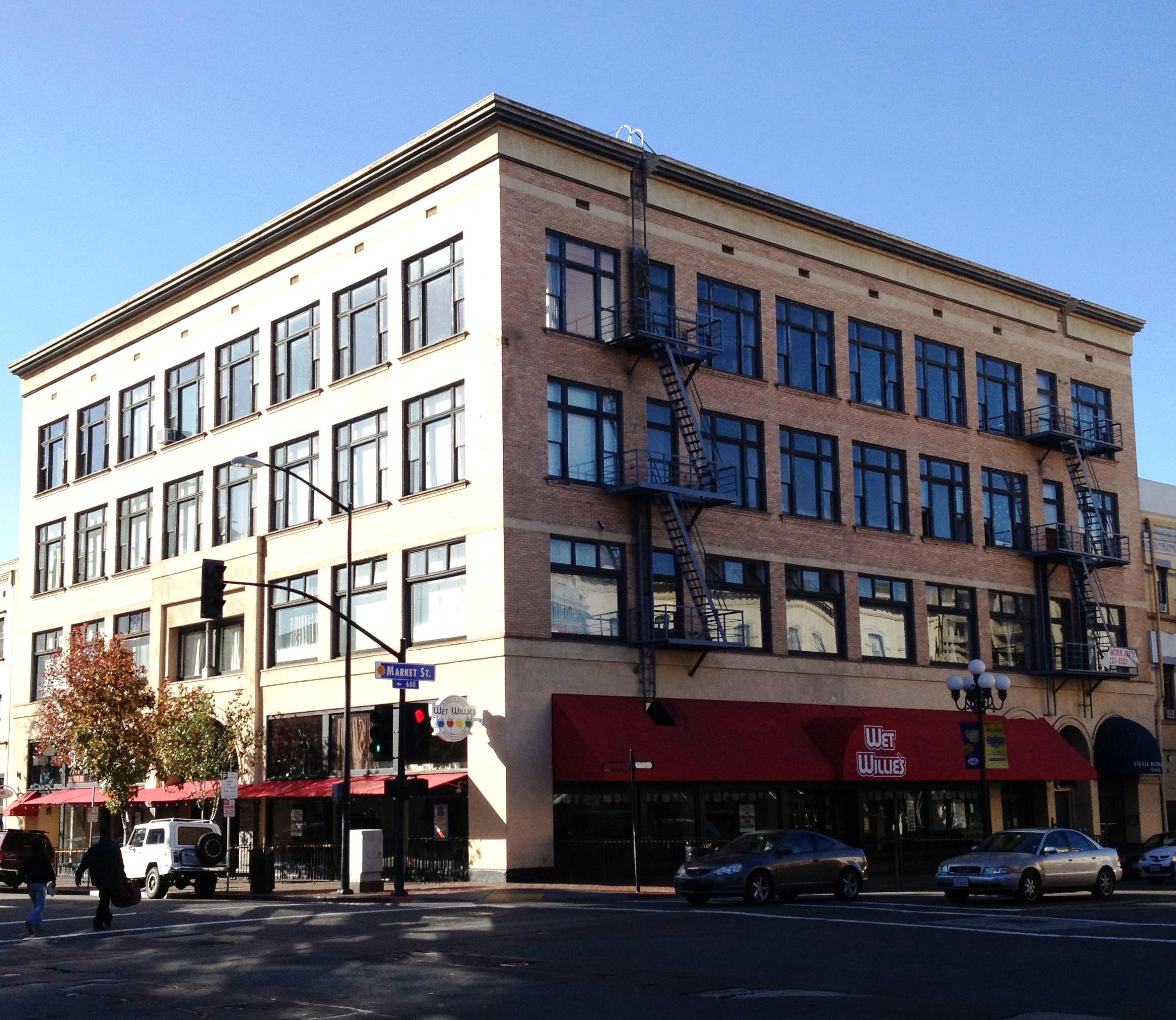 Market Street Village Apartments: Downtown San Diego Rentals