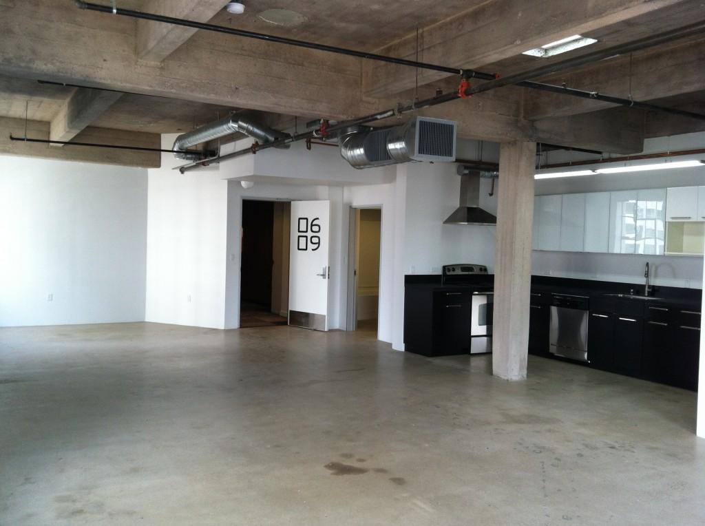 McClintock Warehouse Lofts - Unit 609